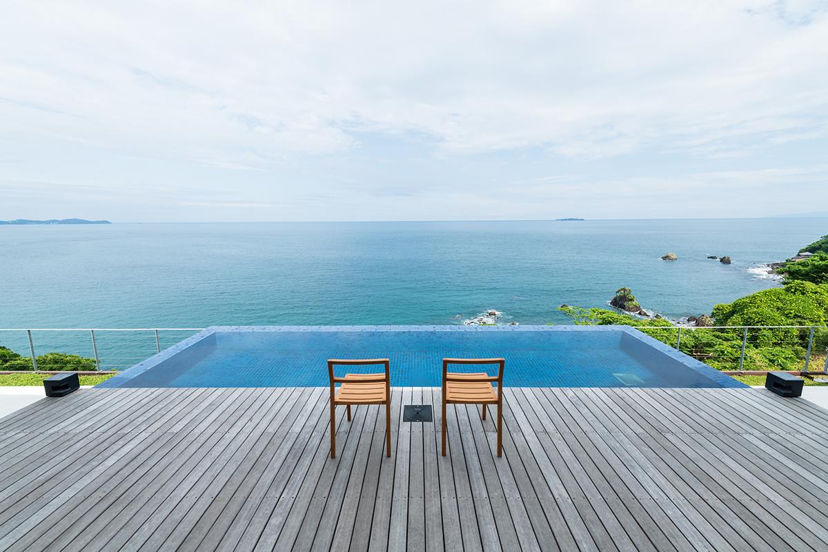 熱海のリゾートホテルUMITO VOYAGE ATAMI最上のロケーションとステイ