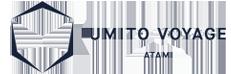 熱海のリゾートホテルUMITO VOYAGE ATAMIThe SALONのオフィシャルロゴ